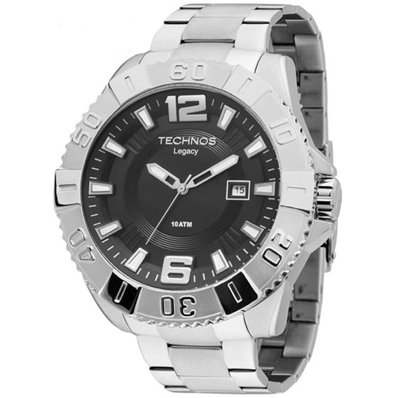 Relógio Technos Masculino Classic Legacy 2315aan/1p.