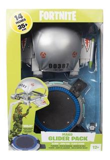 Fortnite Mako Glider Pack Planeador/ Pista Despegue Quepeños