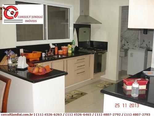 Imagem 1 de 29 de Casas Em Condomínio À Venda  Em Jundiaí/sp - Compre O Seu Casas Em Condomínio Aqui! - 1232756