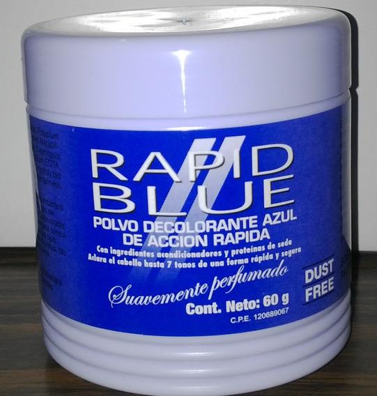 Rapid Blue Polvo Decolorante X 60 G.