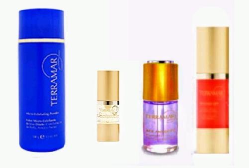 Imagen 1 de 5 de Increibles Aceites+polvo Microexfoliantes+gel Ojos+tensor