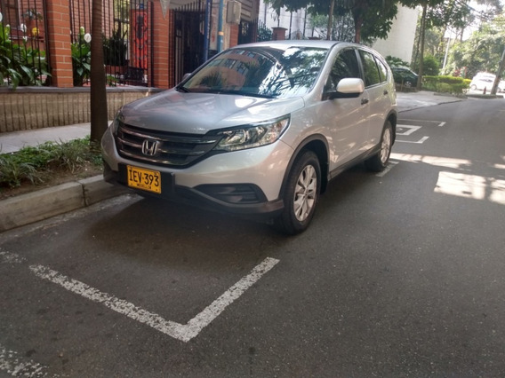 Honda Crv City Plus 2014 At 4x2 Plata