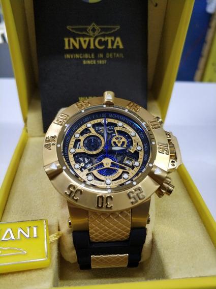 Relógio Invicta Subaqua Rp A-a-a