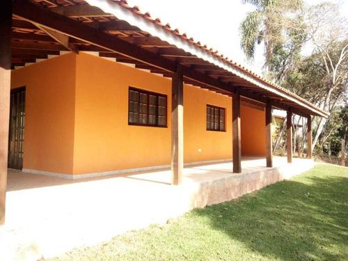 Chácara 1.180 M² Com Casa Nova - Cód.c370