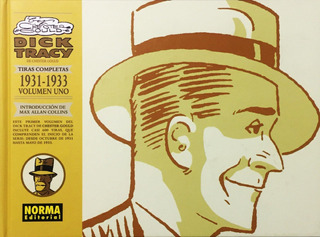 Dick Tracy - Chester Gould - Gangsters - Ley Seca - Mafia