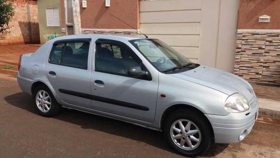 Renault Clio Sedan Completo