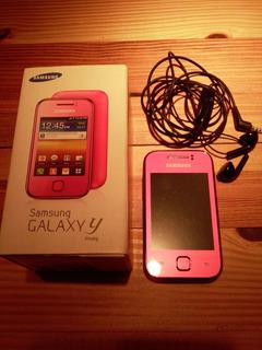 Samsung Galaxy Y Young Gt-s 3560l Para Movistar