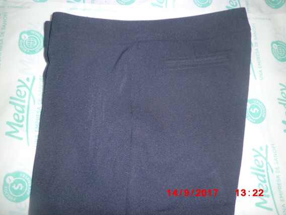 Pantalon De Uniforme Dama Talla 12 Y 14 Oferta