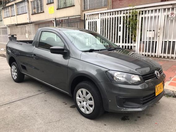 Camioneta Saveiro Pick Up Para Trabajo Pesado En La Ciudad