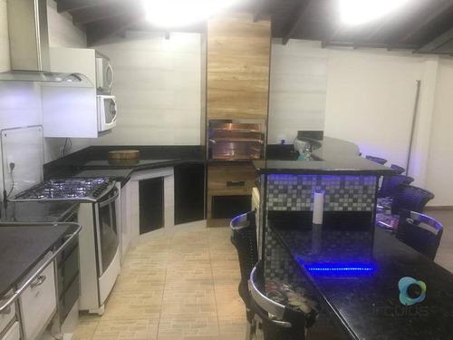 Casa Com 4 Suítes À Venda, 210 M² - Parque Dos Lagos - Ribeirão Preto/sp - Ca1657