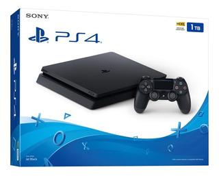 Playstation 4 Slim 1 Tb Nueva En Palermo Envio Gratis Jazzpc