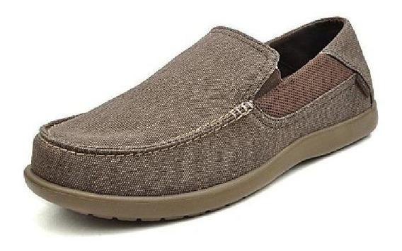 Calzado Crocs Santa Cruz 2 Luxe M Denin Urbano Hombre