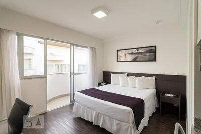 Apartamento No 3º Andar Mobiliado Com 1 Dormitório - Id: 892909599 - 209599