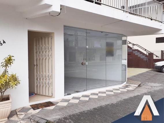 Acrc Imóveis - Sala Comercial Para Locação Com 110m² No Bairro Da Velha - Sa00551 - 34677038