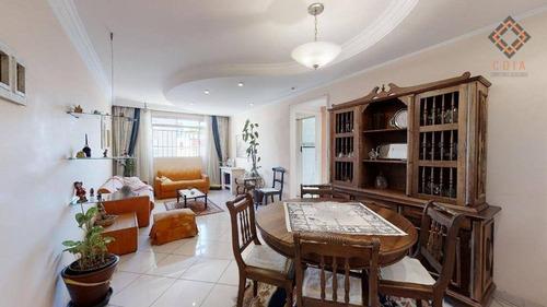 Imagem 1 de 21 de Apartamento Para Compra Com 1 Suite ,1 Quarto E 1 Vaga Localizado Em Moema Índios - Ap52477