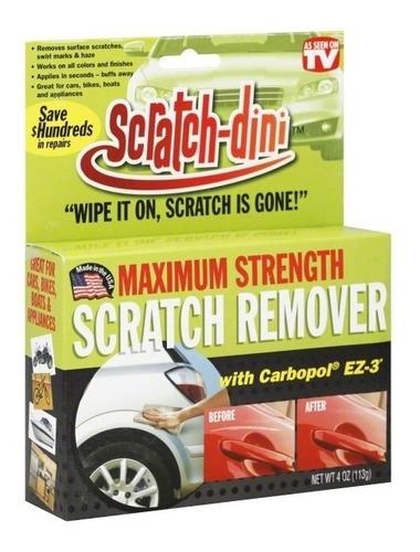 Reparador De Rayones Scratch-dini Tri Sales Marketing