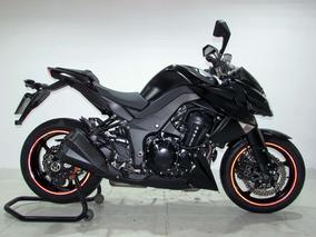 Kawasaki - Z1000 Abs - 2013 Preta