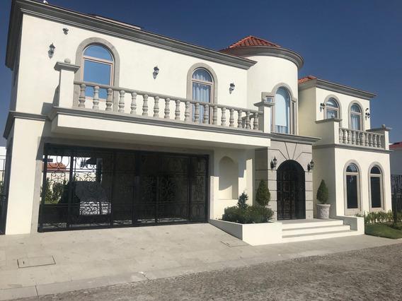 Casa Nueva En Venta En Rancho El Mesón