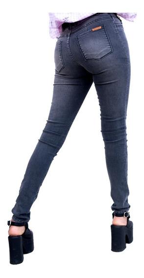 Calza Jean Elastizado Chupin Mujer (34-54) - 6 Cuotas!