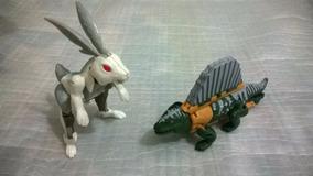 Transformers Beastwars Neo Stampy Vs Sling