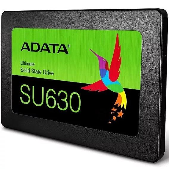 Ssd A-data Sata Su630 Qlc 240gb - Asu630ss-240gq-r