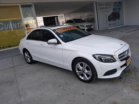 Mercedes- Benz Clase C 2.0 200 Cgi Exclusive At