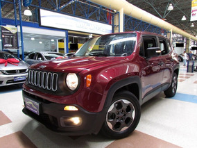 Jeep Renegade Sport 1.8 Flex At 2016 Novíssimo!