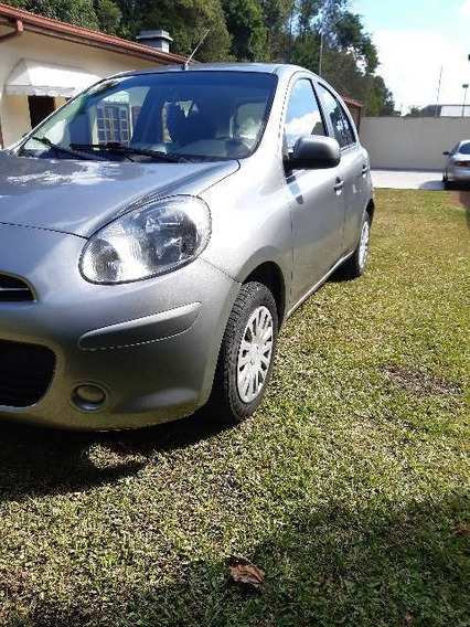 Nissan March 2012 1.6 S 5p