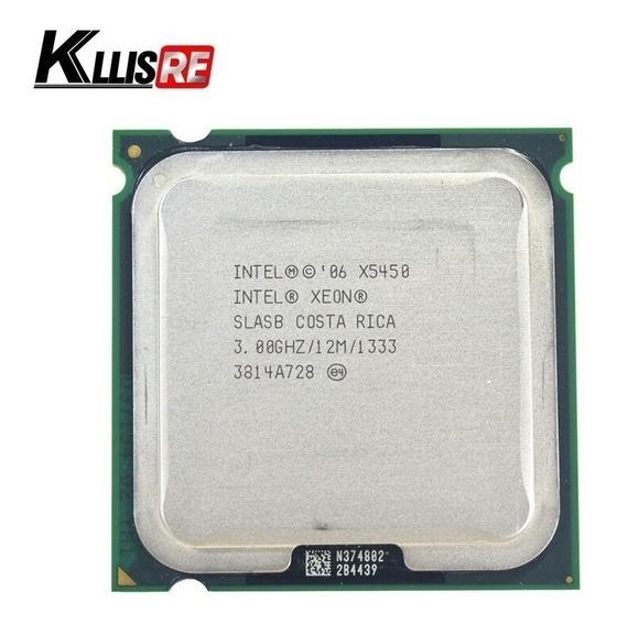 Processador X5450 775 3ghz 12m Versão Para Games