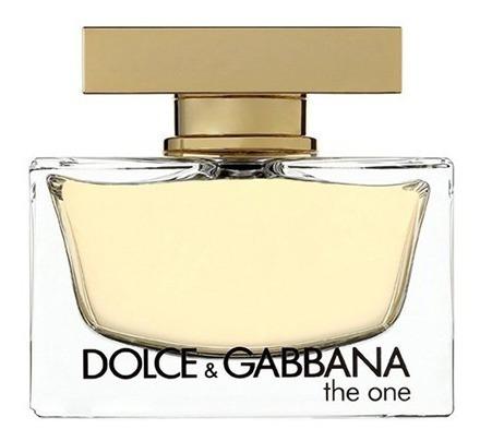 Perfume The One Edp 75ml Dolce & Gabbana (leia Descrição)