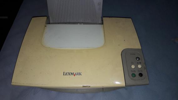 Impressora Multifuncional Lexmark X1250-no Estado (leia)