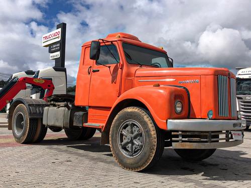 Scania L111s  4x2  1976  No Cavalo=jacare,l111,l110,b111