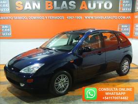 Ford Focus 2.0 2003 Ghia Cuero Techo 2abg San Blas Auto