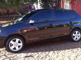 Vw - Polo Hatch 1.6 8v 2007 Preto