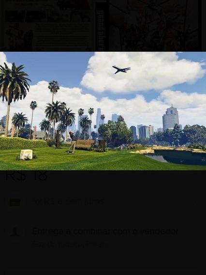 Gta V Original Mídia Digital Do Xbox 360