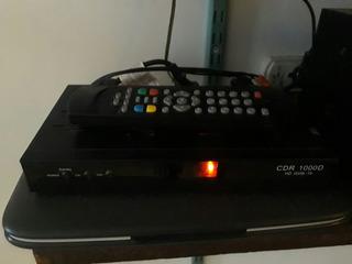 Decodificador Tda Con Control Remoto