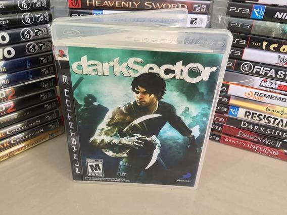 Dark Sector Ps3 Original Semi Novo Dvd