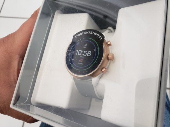 Fossil Sport Android Wear