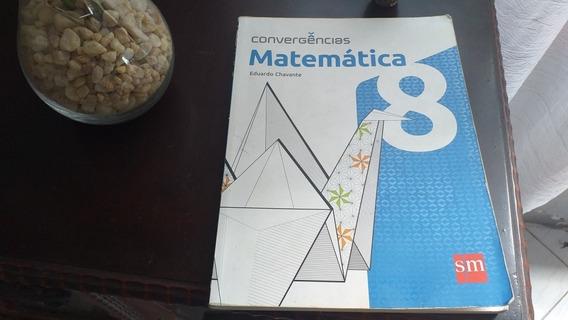 Livro Convergências Matemática 8 Ano