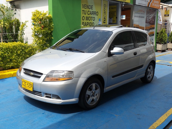 Chevrolet Aveo Aveo Gti Limited 3p