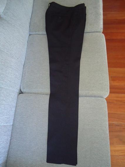 Pantalón De Vestir Slim Fit Aires Modernos Talle Xs