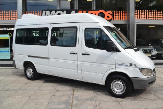 M Benz Sprinter 313 Cdi Minibus 15+1 M/t