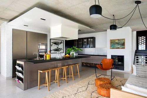 Modernos Y Exclusivos Topes De Cocinas En Granitos Y Quarzos