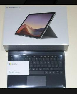 Microsoft Surface Pro 7 I7 16gb 512gb- Ratón,lápiz Y Teclado