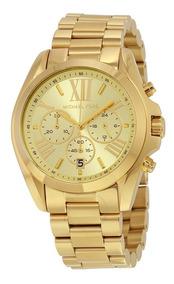 Relógio Michael Kors Mk5605 100% Original 1 Ano De Garantia
