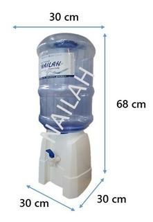 Agua Purificada Nailah. Despacho Gratis