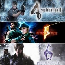 Ps4 Resident Evil Triple Pack(4,5 Y6)zurgo-games(cs2)