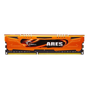 Memória Ram Gamer Ares 16gb 2x8gb Ddr3 1600mhz G.skill