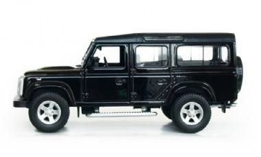 Miniatura Land Rover Defender Escala 1/32 - Cores Sortidas