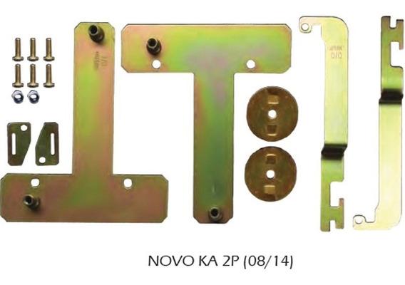 Kit De Suportes Para Travas Elétricas Ford Ka Novo 2008-2013